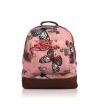 Batoh D.Fashion Butterfly – růžový