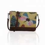 Kabelka Small Crossbody Butterfly Dream – žlutá