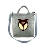 Filcová kabelka Sweet Owl
