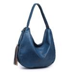 Kabelka Charisma Hobo Shopper – modrá