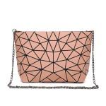 Kabelka Triangle Crossbody – růžová růžová