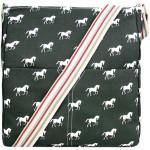 Kabelka Korra Horse Mania – černá