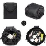Kosmetická taštička Ernie Make up – černá černá