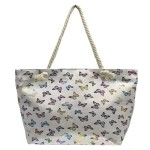 Plážová taška Fashion Only Butterfly