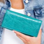 Dámská peněženka se zapínáním na západku 12016 – FPrice