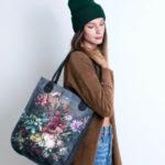 Dámská taška Art 21414 Filcová dáma