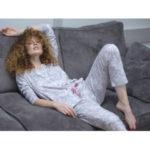 Dámské pyžamo 580 2XL