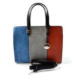 Elegantní barevná kabelka do ruky Heidi