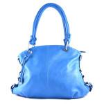Modrá kabelka Monroe