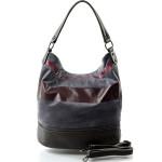 barevná pruhovaná kabelky Beri