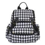 Batoh K-Fashion BW – černobílý