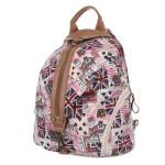 Batoh K-Fashion Medium Jack – růžový