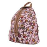 Batoh K-Fashion Medium Owls – růžový