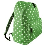 Batoh Lulu Dot – zelená