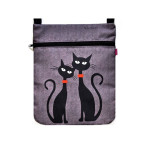 Bertoni Crossbody Cats in Love