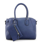 Borse Milano Loreta – modrá