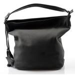 černá designová filcová kabelka Juliet