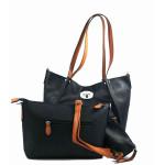 Černá kabelka 3v1 Bailey