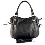 Černá kabelka Livie