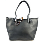 Černá kabelka Macy