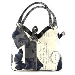 Černá kabelka Mahel 632-MH