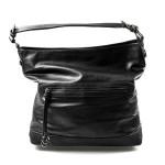 černá kabelka na rameno Lilien