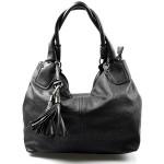 černá moderní kabelka Damien