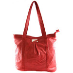 Červená kabelka Brinella