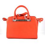 Červená kabelka do ruky Baby