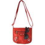 Červená malá crossbody kabelka Limmet