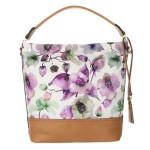 Dudlin Viola Floral – fialová