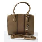 Elegantní béžová kabelka do ruky Agnes