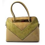 Elegantní béžová kabelka do ruky Dalia