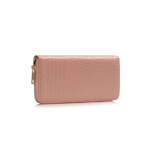 Fashion Only Croco Wallet – béžová