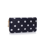 Fashion Only Dot Print – modrá navy