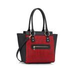 Fashion Only Fiona – černočervená