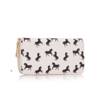 Fashion Only Horse Wallet – bílá