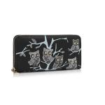 Fashion Only Owl Wallet – černá
