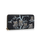 Fashion Only Owl Wallet – navy