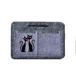 Filcový organizér do kabelky CATS IN LOVE