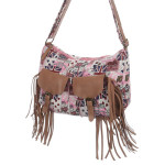 K-Fashion British Jack Bag – růžová