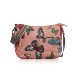 Kabelka Butterfly Dream crossbody – růžová