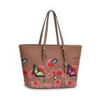 Kabelka Fashion Only Butterfly – béžová