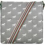 Kabelka Horse Mania – šedá