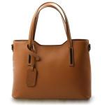 Kožená business kabelka Luxury