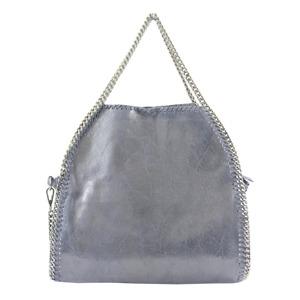 6b39973875f3 Kožená luxusní světle modrá kabelka přes rameno brigite ...