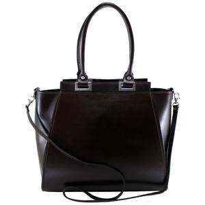 kozena-luxusni-velmi-tmave-hneda-mensi-kabelka-do-ruky-miracle.jpg