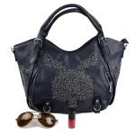 Krásná vzorovaná kabelka do ruky Blurr