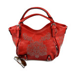 Krásná vzorovaná kabelka do ruky Remain