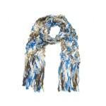 Luxusní šála Berdy – modrá